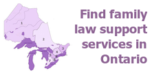 Find Family Law Support Services for Women in Ontario