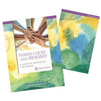 Family Court and Beyond: Order Workbooks and Organizers for your clients!