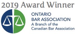 2019 OBA Foundation Award Winners - Ontario Bar Association: A branch of the Canadian Bar Association