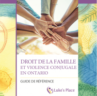 French versions of Family Court and Beyond Workbook and Organizer